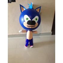 Piñata Sonic Spiderman Stitch Superman Thor Topogigio