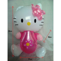 5 Bonitas Figura Inflable D Hello Kitty Fiesta Regalo P Niña