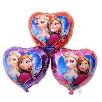 Globo Metalico Frozen Disney Fiestas 18 Pulgadas Anna