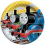 Thomas Tomas Tren Platos Fiesta Infantil Train Decoration X8