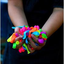 Globos Neon Redondo 9 Fluorescentes Bolsa 100 Globos