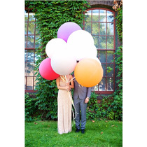 Globo Gigante Latex 90cm Colores ¡super Baratos!