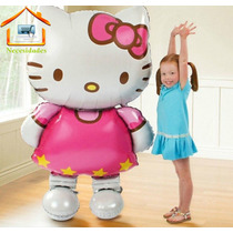Globo Gigante Hello Kitty Decoración Inflable,fiesta,niña