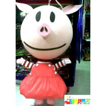Piñata Olivia Payasos Pinocho Piratas Jack Barbosa