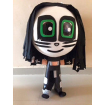 Piñata Kiss Bakugan Black Eyed Justin Bieber Charro China Po