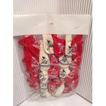 Mimi Mouse Globos De Latex Rojo Con Blanco Art De Fiesta