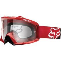 Goggles Fox Para Niño Junior Airspc Rojo 2016 !!