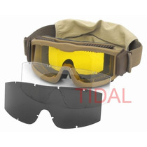 Goggless Militares Para Casco Militar