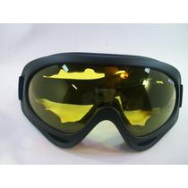 Goggles Tipo Motociclista Lente Google