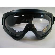Goggle Tipo Motociclista Lente Google