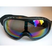 Goggles Tipo Motociclista Lente Gogle Googles