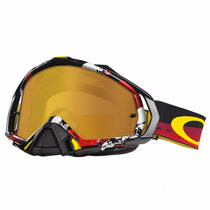 Goggle Oakley Para Motocros