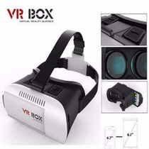 Lentes Visor Realidad Virtual 3d Vr Box Original