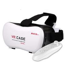 Lentes Realidad Virtual Vr Case Vr Box 3d 5ta Generacion