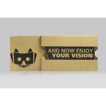 Google Cardboard 2015 V2 - Coon Cardboard Nuevo Diseño
