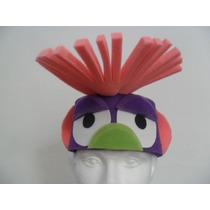 Sombreros De Hule Espuma Para Fiestas. $40 Pesos