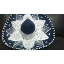 Sombrero Charro Mariachi Colores Fino Economico Fiestas