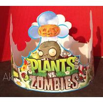 Aa 50 Coronas Plantas Vs Zombies