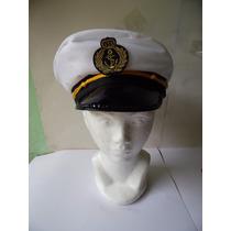 Sombrero D Capitan Para Fiestas Temáticas Eventos Cumpleaños