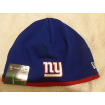 Nfl Gorro New York Giants - Gigantes De New York Unitalla