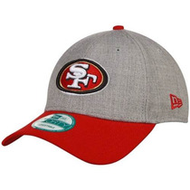 Gorra De San Francisco New Era 9forty Ajustable Nfl Nf708