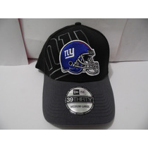 Gorra New Era Nfl 100% Original 39thirty Giants De New York