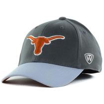 Texas Longhorns Ncaa Gorra Tow Modelo Shiner Cerrada Unital