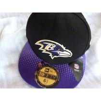 Nfl Baltimore Ravens Gorra New Era On Stage 59fifty Niño