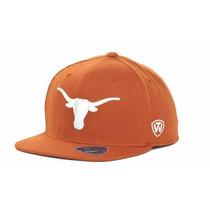 Texas Longhorns Ncaa Gorra Tow Modelo Slam Cerrada Nva