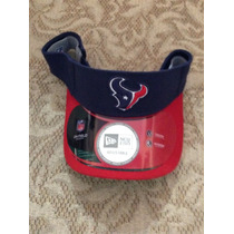 Nfl Visera Houston Texans New Era - Tejanos Unitalla Adulto