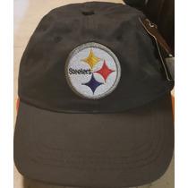 Gorra Nfl Steelers Cowboys Holograma Liauidacion Total