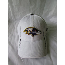 Gorra New Era Nfl 100% Original 39thirty Cuervos Baltimore