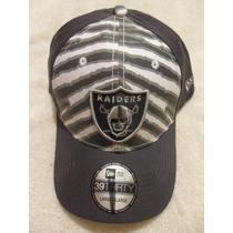 Nfl Gorra Oakland Raiders New Era Talla Small-medium