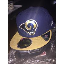 Gorra New Era St. Louis Rams Nfl 100% Original