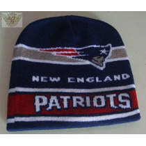New England Patriotas Gorro D Estambre Nac Mod.pats Danbr68