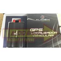 Gps Traker Localizador Audex Con Relay Para Corte De Motor