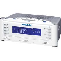 Radio Sangean Rcr-22 Am / Fm Reloj Alarma Hm4