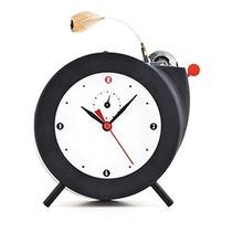 Reloj Con Alarma De Pajaros De Cuerda No Necesita Pilas