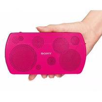 Radio Portatil Sony Am/fm Sr-f18 Bocina Auxiliar Estereo