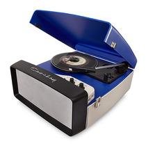 Tornamesa Crosley Collegiate Cr6010a Tocadiscos Retro