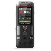 Philips Dvt2500 Digital Voice Tracer Con 2-estéreo Micrófono