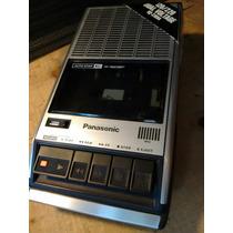 Grabadora De Cassette Panasonic Como Nueva De Los Años 70