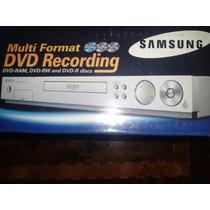 Quemador De Dvd Samsung Multiregion Muy Ben Estado