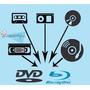 Videograbadora Digital Para Convertir Beta Vhs Video8 A Dvd