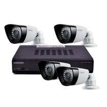Envio Gratis Kit Seguridad Samsung 4 Camaras Dvr 500gb