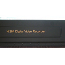 Dvr Grabador De Video Digital Cctv 4 Ch Vigilancia Internet