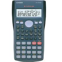 Casio Fx-350ms, Calculadora De Fracción Y Estadísticas