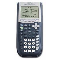 Calculadora Gráfica Marca Texas Instruments - Ti-84 Plus