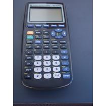 Calculadora Graficadora Cientifica Vtexas Instruments Ti83