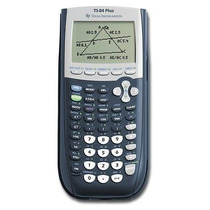 Calculadora Gráfica Texas Instruments - Ti-84 Plus